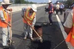 VEC từ chối thanh toán khi chưa hoàn thiện sửa chữa đường cao tốc