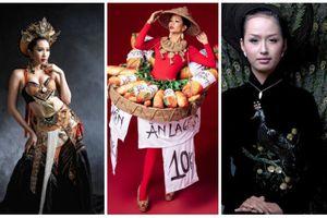 Quốc phục thi hoa hậu quốc tế: Phá cách đến đâu là vừa?