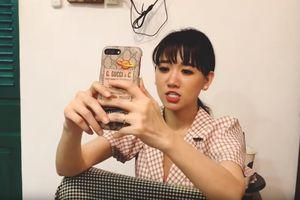 Hari Won gọi điện cho Trấn Thành tố ê-kíp quay MV 'hành hạ'