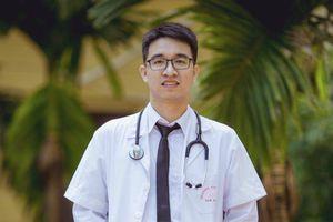 Gian nan 6 năm 'ăn tranh thủ, ngủ khẩn trương' của Thủ khoa Đại học Y Hà Nội