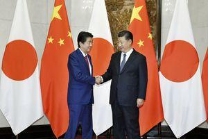 Nhật - Trung trong thời cuộc hiện tại
