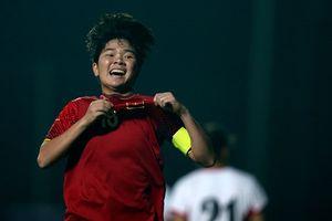 U.19 nữ Việt Nam xuất sắc lọt vào vòng loại thứ 2 châu Á