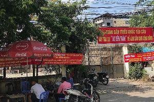 Thanh Trì (Hà Nội): Vì sao người dân phản đối xây dựng bãi đỗ xe ở xóm chùa Triều Khúc?