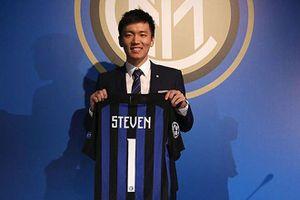 Tân chủ tịch Inter Milan gây sốt