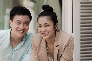 Sau 10 năm, Tăng Thanh Hà - Lương Mạnh Hải lại gây sốt với loạt ảnh thanh xuân