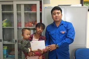 Bé Ngô Thị Minh Tâm bị u màng nhện có cơ hội chữa bệnh