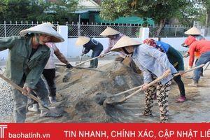 Xuân Lộc đầu tư gần 50 tỷ đồng hoàn thiện các tiêu chí NTM