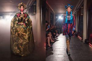 Hành trình về phương Đông: Sự dung hòa duy mĩ giữa thời trang và nghệ thuật
