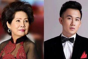 Dương Triệu Vũ xin lỗi danh ca Phương Dung vì lỡ 'tố' bà thiếu công bằng