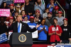 Tổng thống Donald Trump sẽ tới Pittsburgh sau vụ xả súng