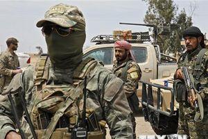 IS đánh bật lực lượng được Mỹ hậu thuẫn khỏi thành trì ở Đông Syria