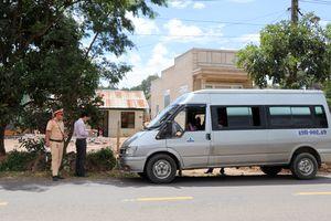 Lâm Đồng kiên quyết xử lý nghiêm nạn xe dù, bến cóc