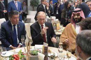 Vì sao Nga không 'găng' với Saudi Arabia trong vụ nhà báo Khashoggi?