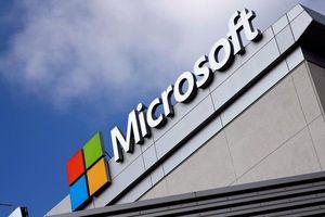 Microsoft trở thành công ty giá trị thứ 2 thế giới sau Apple