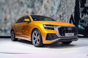 Đầu năm 2019, Audi Q8 mới được bán ra thị trường Việt Nam, giá dự kiến 4,5 tỷ đồng