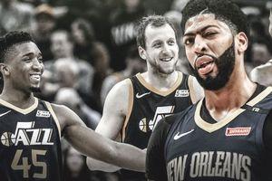 Anthony Davis không xuất phát, New Orleans Pelicans đứng trước thất bại đầu tiên ?