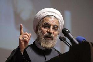 Tổng thống Rouhani khẳng định Mỹ bị cô lập do chống lại Iran