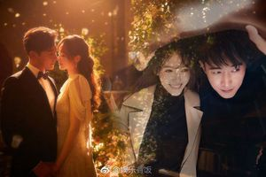 Đường Yên và La Tấn tung ảnh cưới lung linh huyền ảo khiến fan xuýt xoa ngắm nhìn
