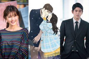 'Chết cười' với cách mà nhà sản xuất áp dụng để giảm khoảng cách chiều cao giữa Kim Yoo Jung và Yoon Kyun Sang trong 'Clean With Passion For Now'