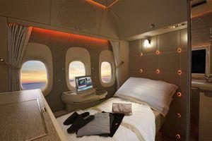 Hóa ra trên máy bay còn có những phòng ngủ bí mật cho phi hành đoàn mà không phải ai cũng biết
