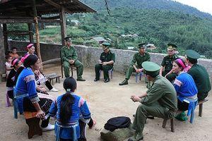 Pa Tần quyết tâm đẩy lùi tệ nạn ma túy