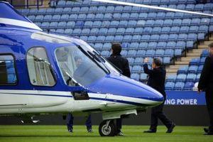 Thông tin mới nhất về tỷ phú Vichai có trong trực thăng gặp nạn