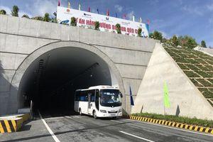 Nợ tiền điện: Hầm Hải Vân, hầm Đèo Cả có nguy cơ đóng cửa