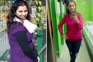 'Sợ chết trẻ', người phụ nữ này giảm được 30 kg chỉ trong 10 tháng
