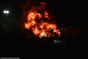 CLB Leicester thông tin về vụ nổ trực thăng của tỷ phú Thái Lan Vichai