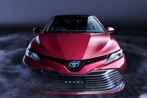 Toyota Camry 2019 chốt lịch ra mắt thị trường Đông Nam Á