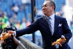 Chủ CLB Leicester City có thể đã gặp nạn trong vụ rơi trực thăng