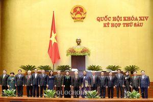 Tuần đầu Kỳ họp thứ 6, Quốc hội khóa XIV đạt nhiều kết quả quan trọng