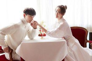 Hé lộ bộ ảnh cưới cực lãng mạn của cặp đôi Đường Yên - La Tấn