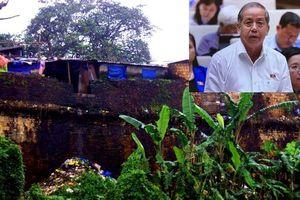 Di dời khu ổ chuột treo trên di sản thế giới: Chủ tịch Thừa Thiên - Huế báo cáo gì trước Quốc hội?