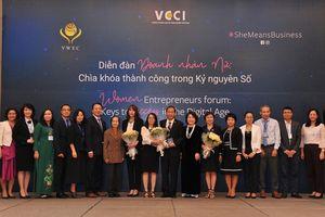 Facebook hỗ trợ VWEC tổ chức diễn đàn doanh nhân nữ tại Việt Nam