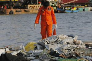 Đại sứ quán Việt Nam tại Indonesia thông tin về vụ máy bay Lion Air gặp nạn