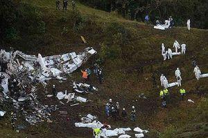 Nhìn lại những vụ tai nạn máy bay thảm khốc nhất lịch sử bóng đá thế giới