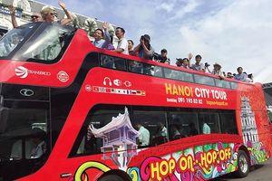 Sở Giao thông lý giải về thông tin buýt hai tầng thoáng nóc vắng khách?