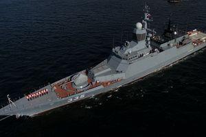 Hải quân Nga chuẩn bị tiếp nhận tàu hộ vệ tàng hình 2.000 tấn cực mạnh