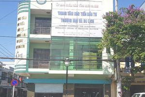 Kỷ luật nữ giám đốc Trung tâm Xúc tiến đầu tư Kiên Giang