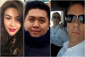 5 người tử nạn trên chiếc trực thăng King Power là ai?