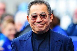 Truyền thông Thái Lan gọi chủ tịch Leicester là người truyền cảm hứng