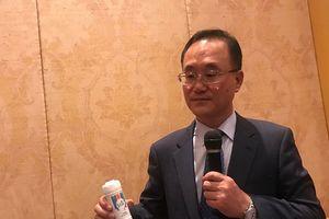 CEO Aquamine Hàn Quốc chia sẻ về chăm sóc sức khỏe tại Hà Nội