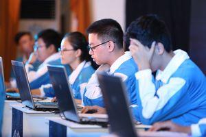 Ứng dụng trí tuệ nhân tạo tại Hội thi Olympic tiếng Anh HSSV toàn quốc