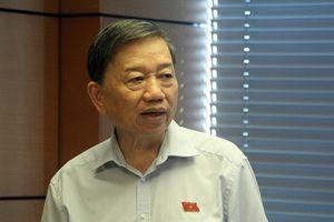 Bộ trưởng Tô Lâm khẳng định chưa mở rộng điều tra tiêu cực thi cử