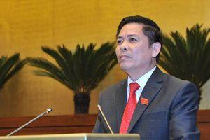 Bộ trưởng Bộ GTVT tránh né nói về dự án 34.000 tỉ kém chất lượng