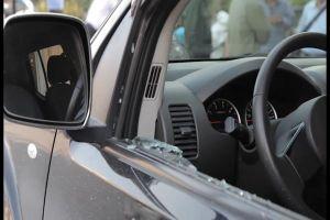 Quảng Ninh: Táo tợn đập kính xe ôtô cướp 3,5 tỉ đồng trước cửa ngân hàng