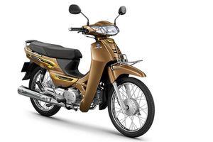 Honda Dream 125 2019 sắp về đại lý, giá bán từ 46,6 triệu đồng