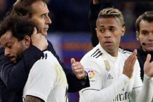 HLV Lopetegui nhắn tin chia tay các cầu thủ Real Madrid