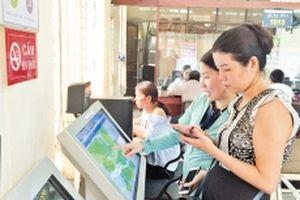 Ứng dụng công nghệ thông tin để xây dựng chính quyền điện tử